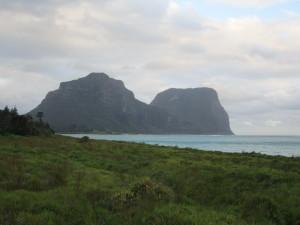 Lord Howe Island, an outstanding Island Ark. Photo credit: Derek Ball.
